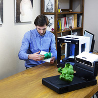 EinScan-S: Fast, Accurate, Safe 3D Scanner for 3D Printing | The Gadget Flow
