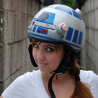 R2D2 Helmet » Funny, Bizarre, Amazing Pictures & Videos