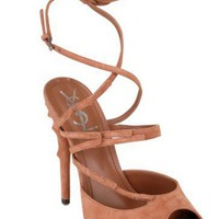 YSL suede chloris rose sandals [2010110860] - : Yves Saint Laurent - Designer Fashion Ladies Shoes