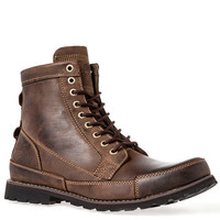 The Earthkeeper's Original Boot in Dark Brown Burnished Oiled