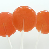 Mimosa Lollipop - champagne and orange - weddings, brunch, events, mothers day gift