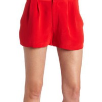 Rebecca Minkoff Women`s Hali Cut Out Clamcake Short $198.00