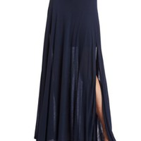 Nation LTD Women`s Versailles Floor Length Skirt $68.62