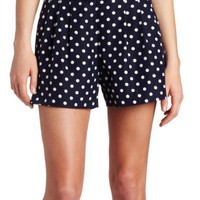 Vince Camuto Women`s Polka Dot Angle Pocket Short $69.00