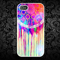 SALE-Dream Catcher iphone case,iphone 4 case,iphone 4s ,iphone hard case