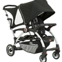 Joovy Ergo Caboose Tandem Stroller Black $379.99