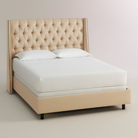 Micro Suede Kellerman Bed