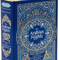 The Arabian Nights (Barnes & Noble Leatherbound Classics)