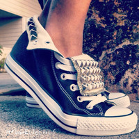 Urban Eclectics  Converse AllStar Chucks Studded