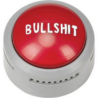 The Swearing BS Bullshit Button from Baron Bob