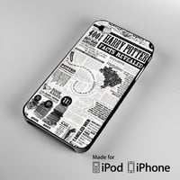 harry potter facts revealed iPhone 4S 5S 5C 6 6Plus, iPod 4 5, LG G2 G3, Sony Z2 Case