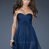 La Femme 18177 Homecoming Dress
