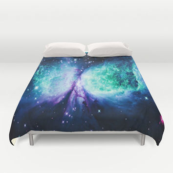 A Star is Born Duvet Cover by 2sweet4words Designs