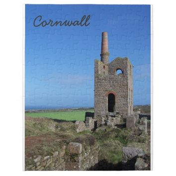 Cornwall Mine Engine House Puzzle