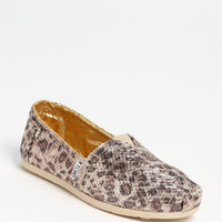 TOMS 'Classic Gold' Slip-On (Women) | Nordstrom