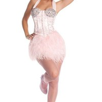 Adult Burlesque Ballerina Costume Deluxe -New Costumes -Womens Costumes -Halloween Costumes - Party City