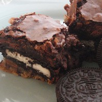 Slutty Brownies - Cookie Oreo Choco.. on Luulla