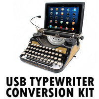 USB Typewriter Conversion Kit -- Fits all brands