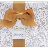 Butlers Medium Wrapped Chocolate Ballotin with Bow 320 g