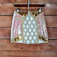 Alexia Sequin Skirt - Limited Edition