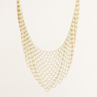 Women's jewelry - necklaces - Fishnet necklace - J.Crew
