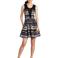 Amazon.com: McGinn Women's Camille Jewel Dress: Clothing