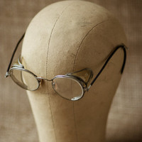 Vintage Goggles Perfect for Steampunk Altering by AloofNewfWhimsy