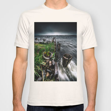 The flood T-shirt by HappyMelvin