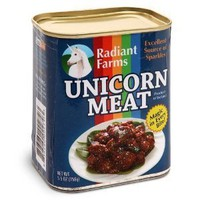 Amazon.com: Canned Unicorn Meat: Toys &amp; Games