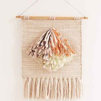 Charlie Woven Wall Hanging- Grey One
