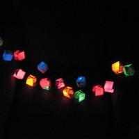 Origami Lantern Party Lights by Commanda13 on Etsy