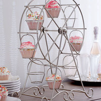 Ferris Wheel Cupcake Holder