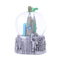 Apple Shaped NYC Landmark Snowglobe $12.00