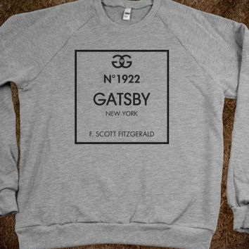 Gatsby (COCO Parody Sweater) - Fun, Funny, & Popular
