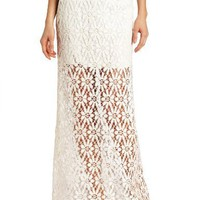 Testament Women`s Maxi Skirt $151.00