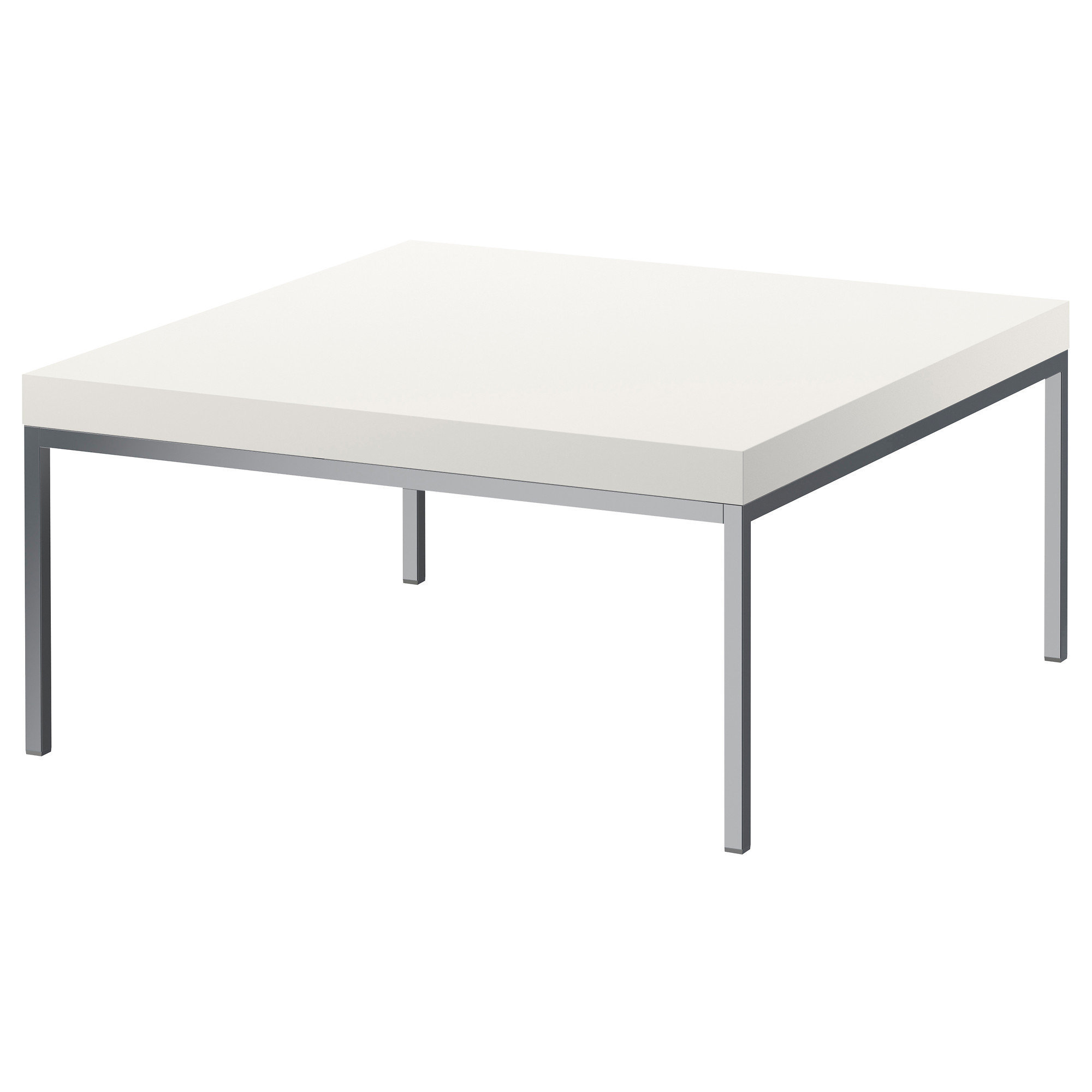 KLUBBO Coffee Table - White - IKEA From IKEA