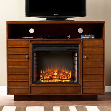 Glenbrook Electric Fireplace TV Stand