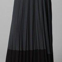 A.L.C. Pleated Maxi Skirt