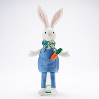Food Network Bunny in Overalls Wine Bottle Cover