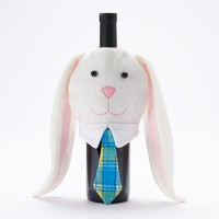 Food Network Bunny Head Wine Bottle Cover