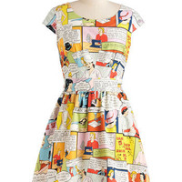 Sew It Would Seamstress Dress | Mod Retro Vintage Dresses | ModCloth.com