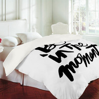 DENY Designs Home Accessories | Kal Barteski Be In The Moment Duvet Cover