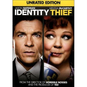 Identity Thief (DVD) (with $5 Fandango Cash) (Eng/Spa/Fre) 2013