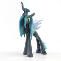 My Little Pony - Queen Chrysalis (≈160mm tall) by SFACalistotash on Shapeways