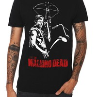 The Walking Dead Daryl Dixon Slim-Fit T-Shirt - 127762