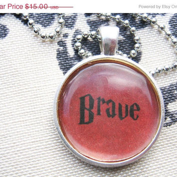 Sale! Harry Potter house Necklace