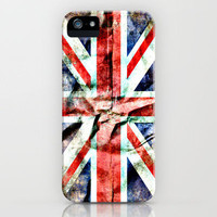 Union Jack iPhone Case by ENVISIONED (TimDavis) | Society6