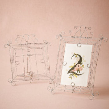 Antique Wire Frames