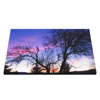 Scenery Canvas