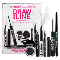 Sephora: Draw The Line Eyeliner Sampler : eye-sets-palettes-eyes-makeup
